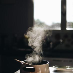 Bad Spirits in the Kitchen by Kyla Houbolt