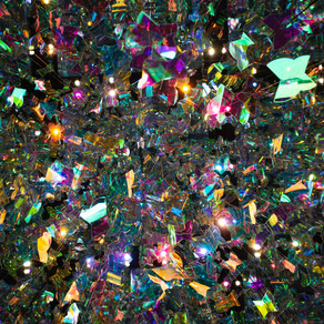 an ode to glitter and stardust by Dane Lyn