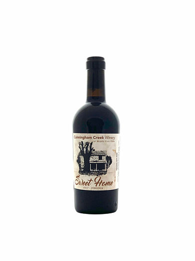 Sweet Home Port cunningham creek winery