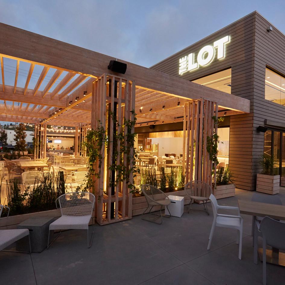 The Lot - La Jolla