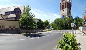 Makler in Weißensee, Kiez am Mirbachplatz