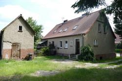 Haus mit Stallung