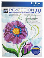 Brother PE-Design Upgrade Kit v10