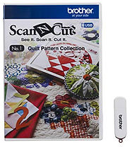Brother ScanNCut Quilting Patterns