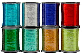 Brother Metallic Sewing and Embroidery Threads