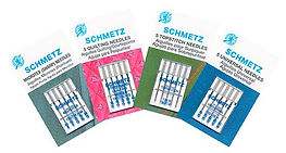 Schmetz Needles for Sewing and Embroidery