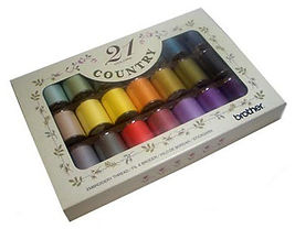 Brother Sewing and Embroidery Threads