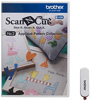 Brother ScanNCut Applique Patterns