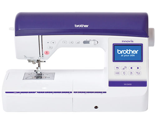 Brother NV2600 Embroidery Machine