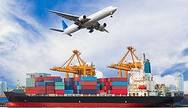 Tipos de transporte en el Comercio Inter