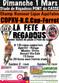 Dimanche 1 mars 2020 Stade de Régadous Pont du Casse