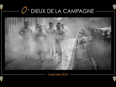 LE VOILA : LE CALENDRIER: O' DIEUX DE LA CAMPAGNE