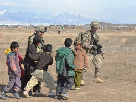A perspectiva de paz em Cabul e o real fim da Guerra Fria