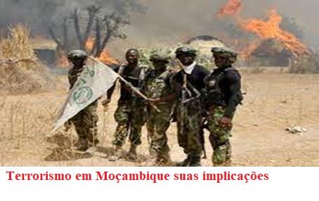 Terrorismo em Moçambique suas implicações