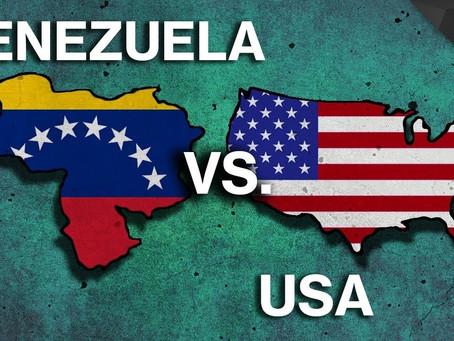 Venezuela: Um recorte da conjuntura atual e o papel dos EUA na crise