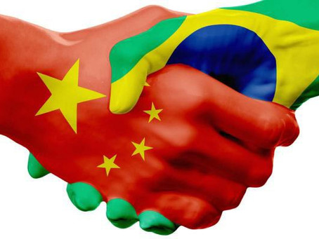 PERSPECTIVA DA RELAÇÃO SINO-BRASILEIRA SOB O PRISMA DA 4º REVOLUÇÃO INDUSTRIAL