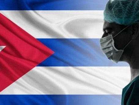 Diplomacia Sanitária Cubana