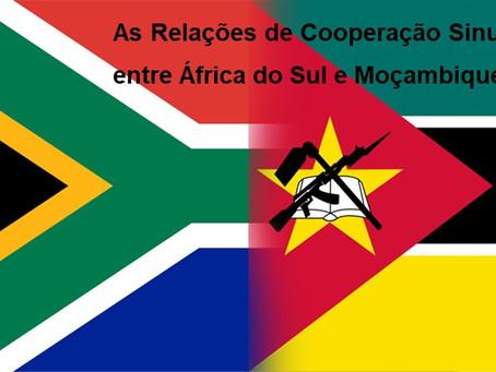 As Relações de Cooperação Sinuosa entre África do Sul e Moçambique
