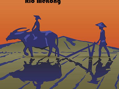 Rio Mekong – Eixo geopolítico