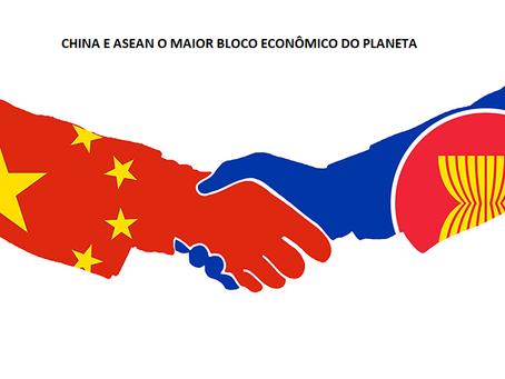 Parceria Regional Econômica Abrangente (RCEP) – O maior acordo comercial da história da humanidade
