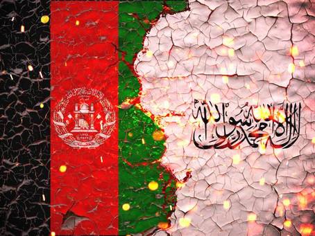 O Afeganistão e o entorno regional