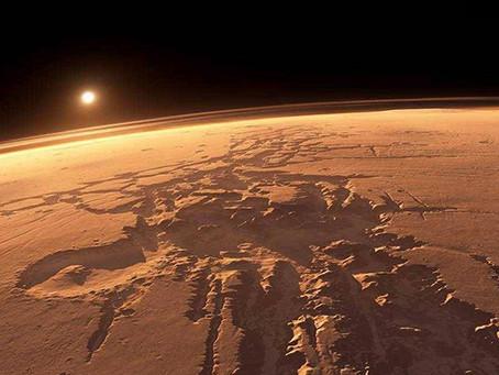 Novos paradigmas tecnológicos. Fase 1: Viagem a Marte