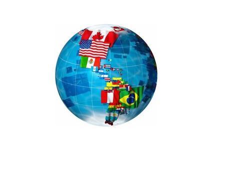 América: Um continente e diferentes mundos