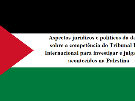 Aspectos jurídicos e políticos da decisão sobre a competência do Tribunal Penal Internacional para i