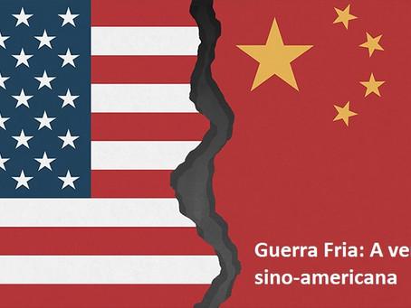 Releitura de uma era de Guerra Fria: A versão sino-americana