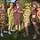Thumbnail: Men's Funky Rave Watermelon/Pineapple  Rave Garms Combo