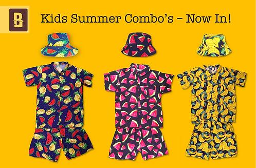 Kids Summer Combo's