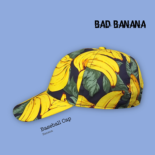 Fruity Baseball Cap  - Banana