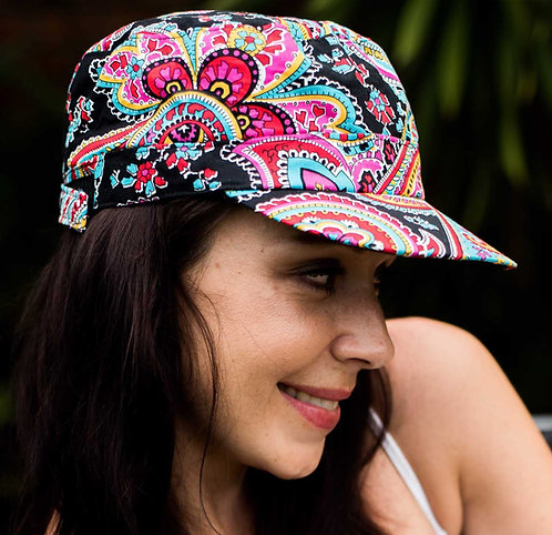Psychedelic Festival Cap