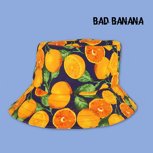 Bucket Hat - Oranges