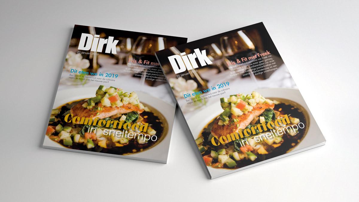 Dirk magazine