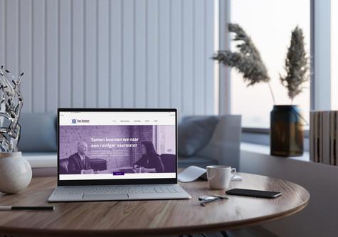 Website Van Daelen Business Development