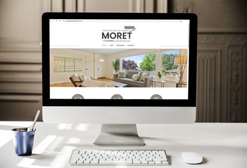 Moret website