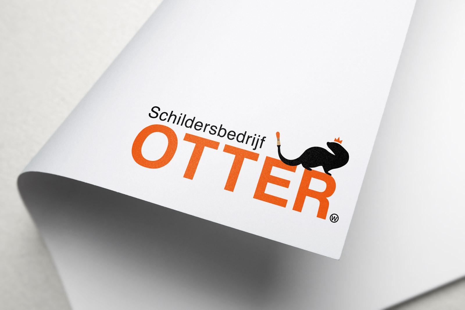 Logo Schiildersbedrijf Otter