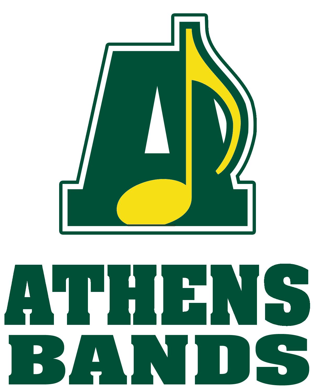 Athens Band Logo 2017