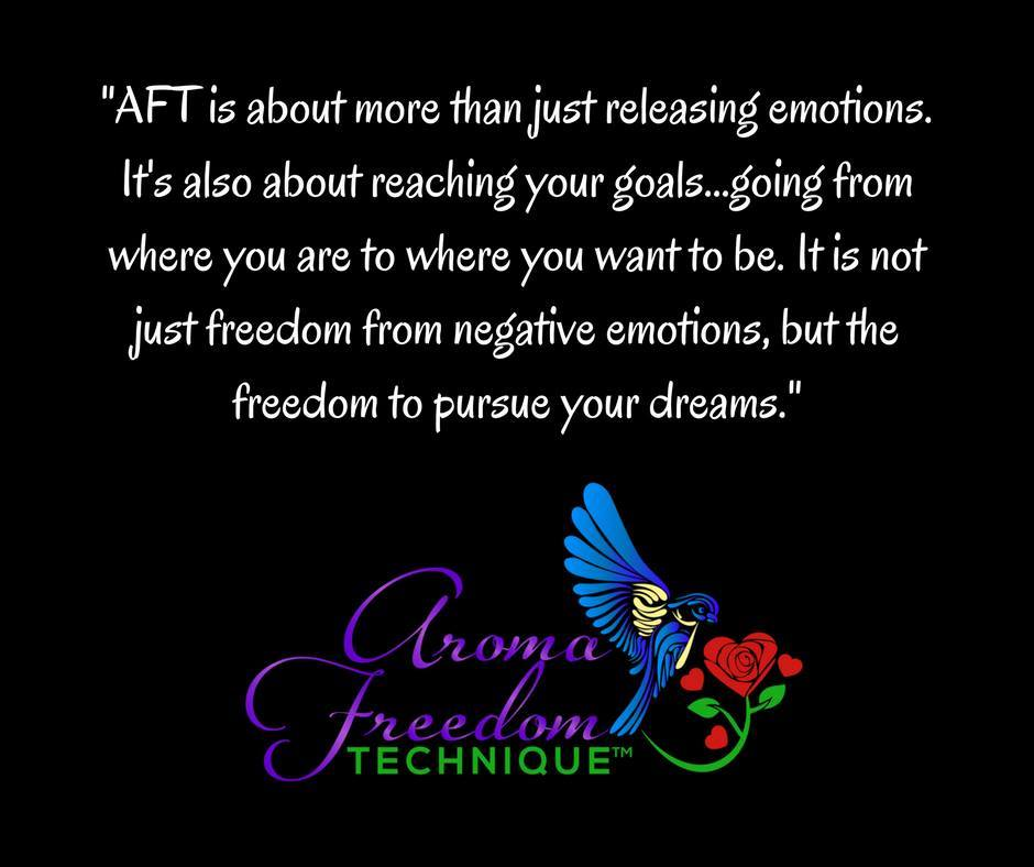 AFT release emotions and set goals