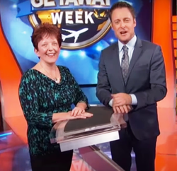 Barb and Chris Harrison
