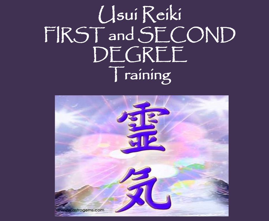 Reiki First and Second Degree photo