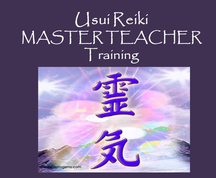 Reiki MASTER TEACHER image