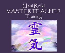 Reiki MASTER TEACHER image