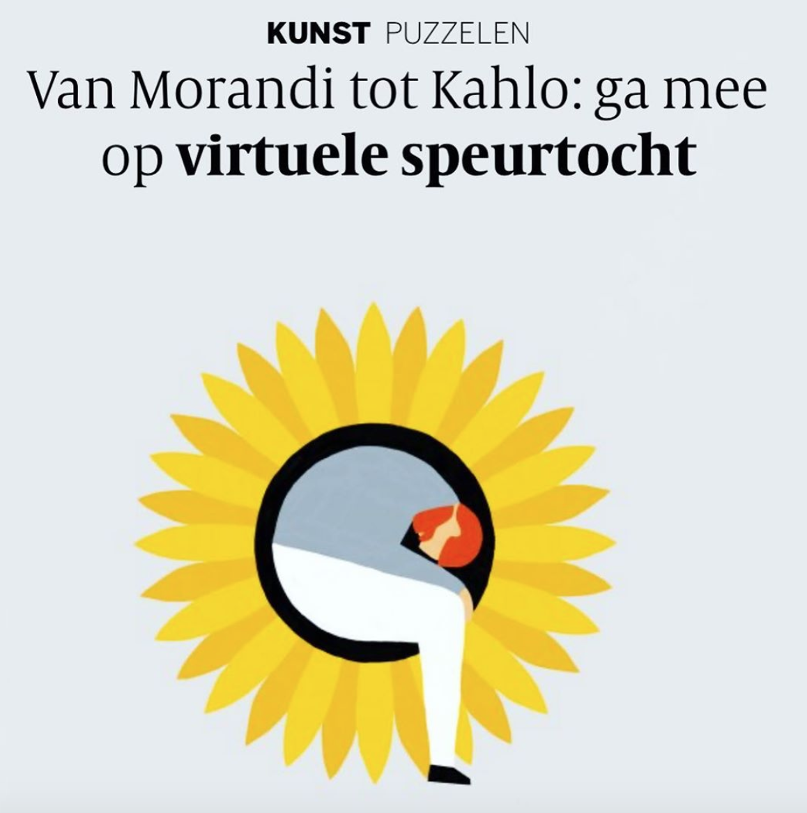virtuele speurtocht