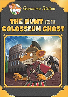 Geronimo Stilton The Stilton And THe Ghost