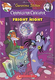 Creepella Von Cacklefur : Fright Night