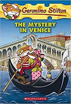 GERONIMO STILTON #48 THE MYSTERY IN VENICE