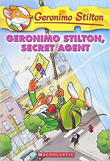 Geronimo Stilton #34 Geronimo Stilton Secret Agent