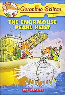 GERONIMO STILTON #51 THE ENORMOUSE PEARL HEIST